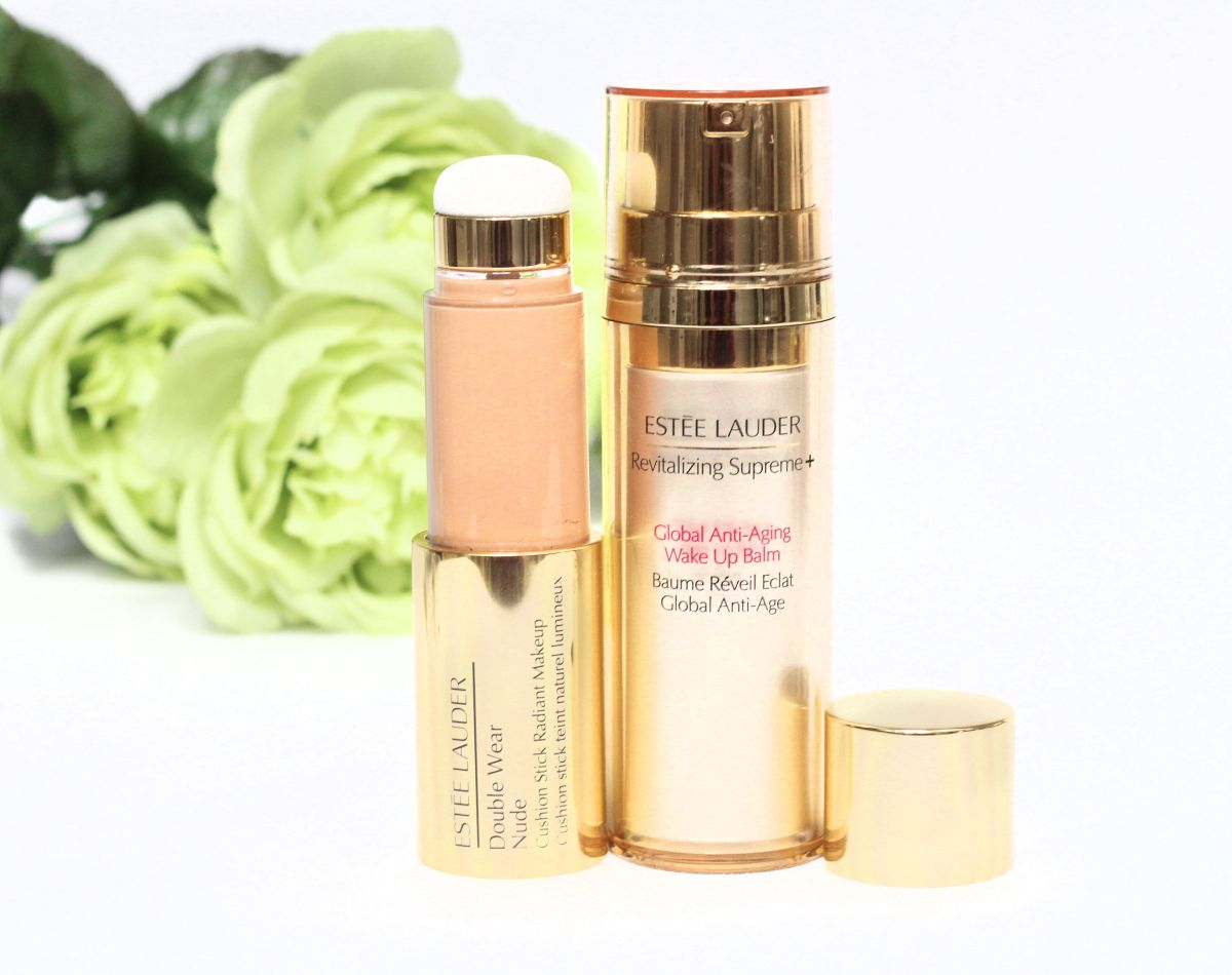 Estee Lauder Double Wear Nude Cushion Stick Radiant Makeup Review!