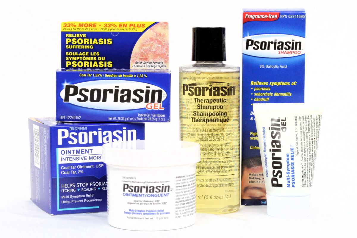 Over the Counter Psoriasis Treatments ~ Psoriasin Review