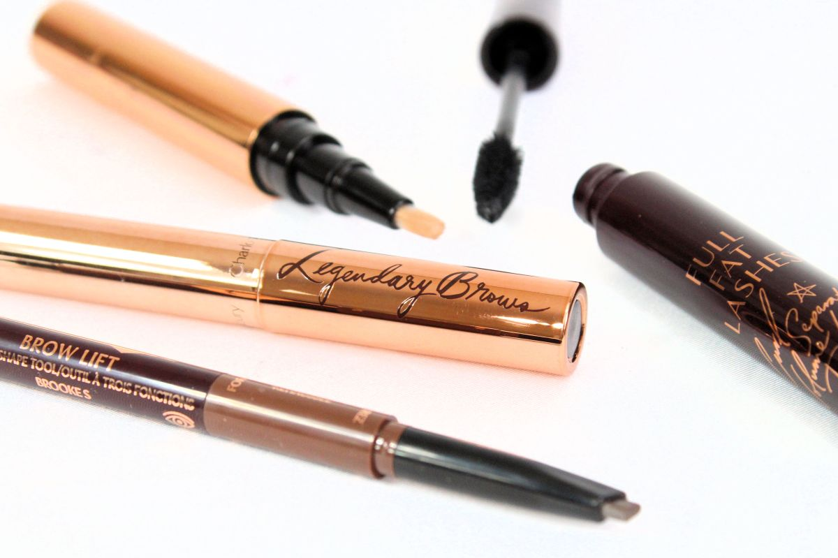 Charlotte Tilbury Super Model Brow Lift Kit Review