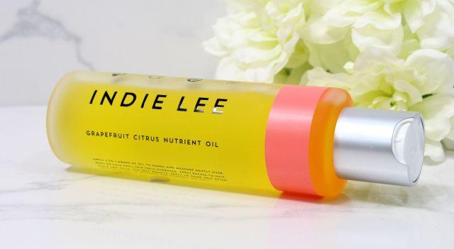 Indie Lee Body Oil Review