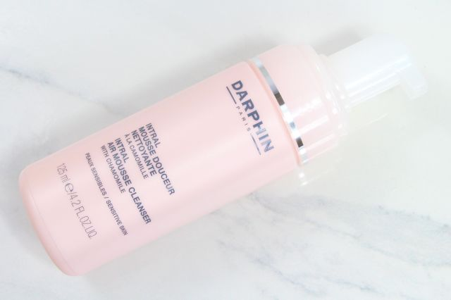 darphin-intral-air-mousse-cleanser-review