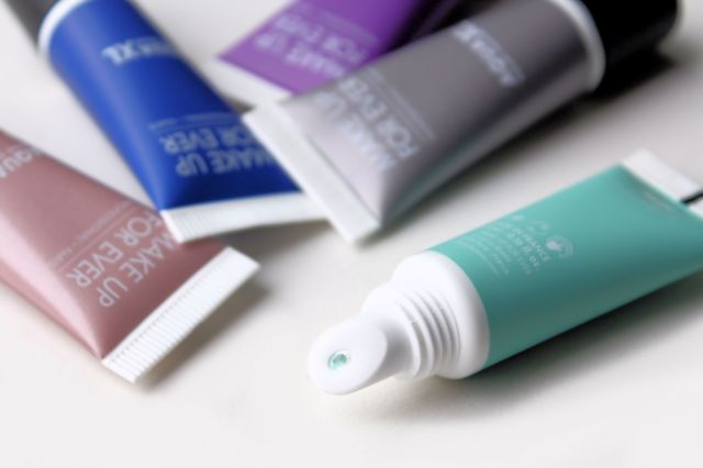 Make Up For Ever Aqua XL color paint Review swatches