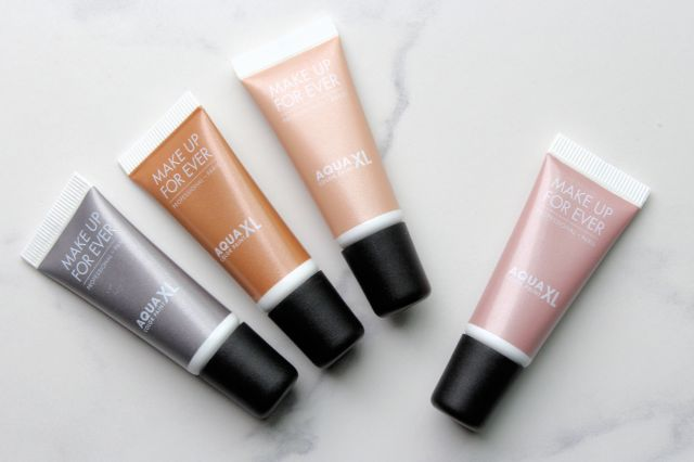 Makeup Forever Waterproof Cream Shadow Review and Swatches