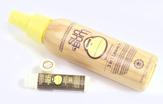 SUn Bum 3 in 1 leave in Hair Treatment review