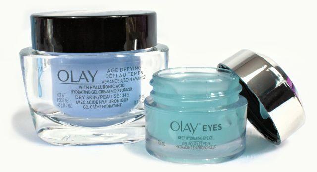 Olay Hyaluronic Acid Moisturizer