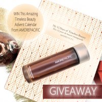 AMOREPACIFIC My 12 Days of Timeless Beauty Advent Calendar Giveaway!