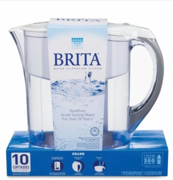 Brita Water Filtration System Beauty